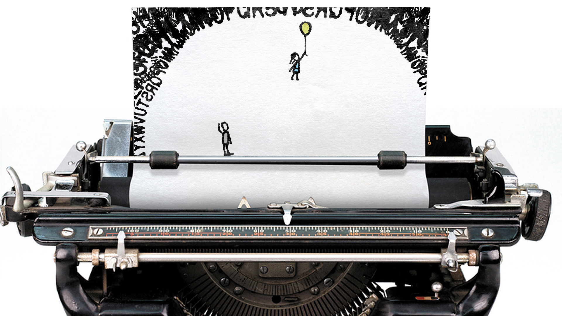 Typewriter example 2