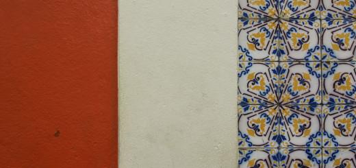 Red/White/Tiles
