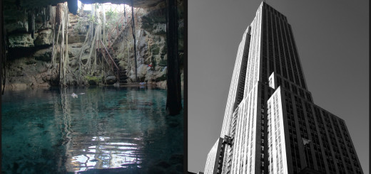 From Cenotes to Skyscrapers