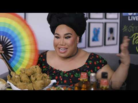 Jack Daniel's Tennessee Fire presents Drag Queen Mukbang. Episode 1 | Patrick Starrr